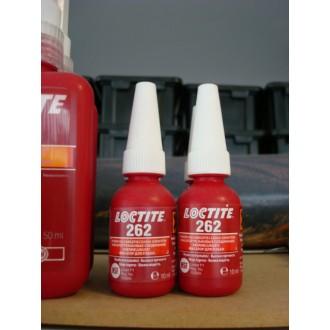 Zabezpieczenie gwintów Loctite 262 10 ml