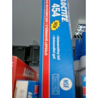 Klej błyskawiczny Loctite 454 20 g