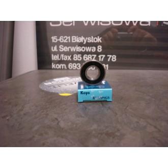 Łożysko kulkowe proste jednorzędowe 6300 2RS C3 KOYO