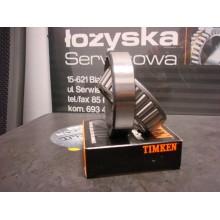 Łozysko stożkowe jednorzędowe 32005 TIMKEN