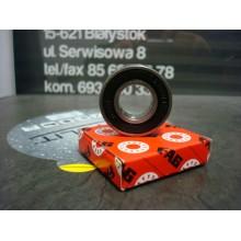 Łozysko kulkowe proste jednorzędowe 6203 2RS FAG