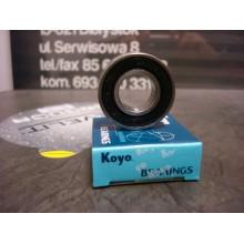 Łozysko kulkowe proste jednorzędowe 6205 2RS C3 KOYO