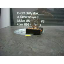 Łożysko kulkowe proste jednorzędowe 6000 ZZ C3 FAG