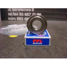 Łożysko kulkowe proste jednorzędowe 6002 ZZ PPL