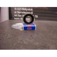 Łożysko kulkowe proste jednorzędowe 6004 2RS PPL