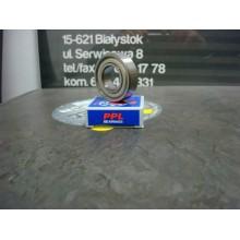 Łożysko kulkowe proste jednorzędowe 6005 ZZ PPL