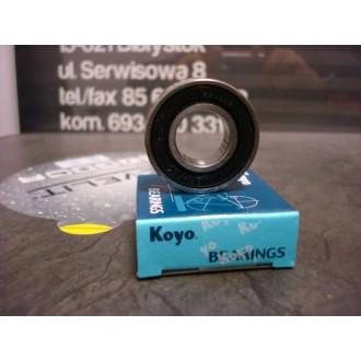 Łożysko kulkowe proste jednorzędowe 6006 2RS KOYO