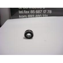 Łożysko kulkowe proste jednorzędowe 608 2RS C3 SKF