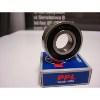 Łożysko kulkowe proste jednorzędowe 6201 2RS PPL