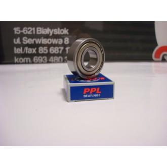 Łożysko kulkowe proste jednorzędowe 6205 ZZ PPL
