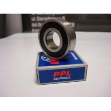Łożysko kulkowe proste jednorzędowe 6206 2RS C3 PPL